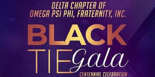 Omega-Delta Chapter Centennial Celebration Gala