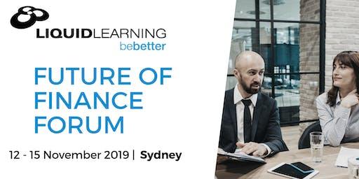 Future of Finance Forum