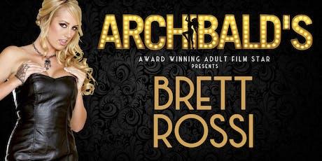 Brett Rossi tickets