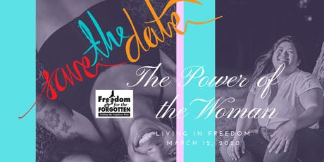 The Power of the Woman: Living in Freedom tickets
