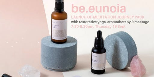 Be.Eunoia : Meditation Journey Pack Launch