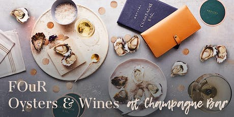 FOuR Oysters & Wines  tickets