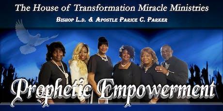 Prophetic Empowerment tickets