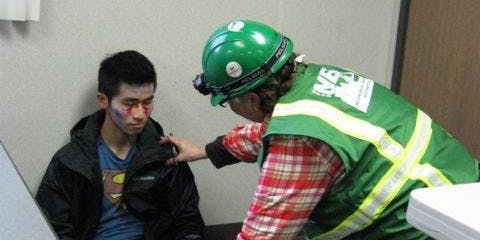 Victims needed! Volunteer for the NERT Citywide Drill