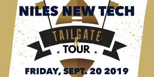 Niles New Tech Tour & Tailgate