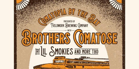 The Brothers Comatose tickets