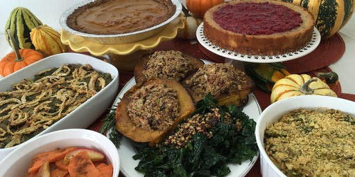 Plant-based Cooking Class: Holiday Sides & Desserts