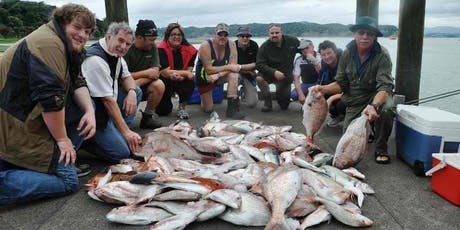 MTA Kaimai: Greater Waikato West Coast Fishing Trip, 2019  tickets