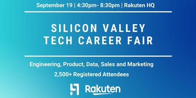 Silicon Valley Tech Career Fair