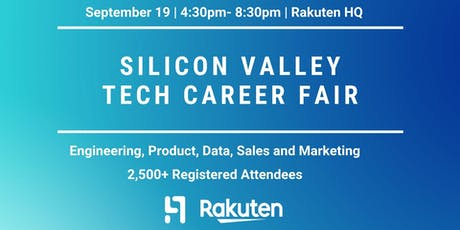 Silicon Valley Tech Career Fair tickets