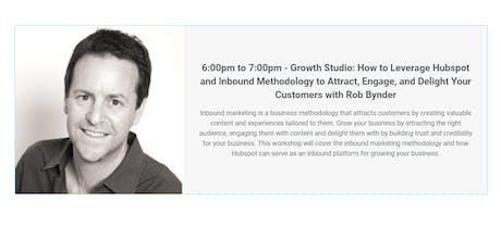 Leverage Hubspot and Inbound Methodology to Attract, Engage, and Delight tickets