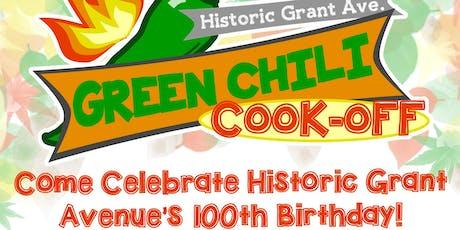HGA Green Chili + 100th Birthday tickets