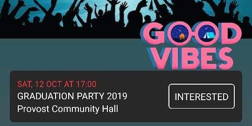 Graduation Themed Party RSVP 2019