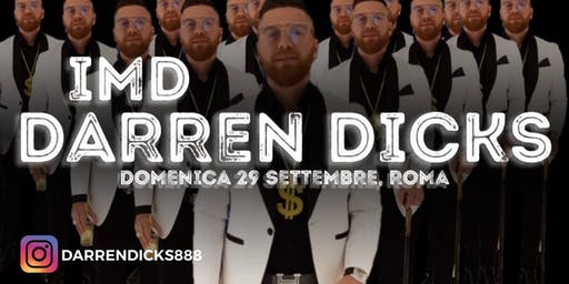 DARREN DICKS 888 SUPER SUNDAY 29 SETTEMBRE