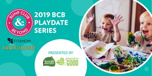 BCB Workout & Playdate with FIT4MOM & Kraftologee Presented by Seventh Generation! (Tampa, FL)