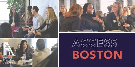 Access Boston tickets