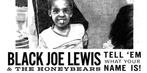 Black Joe Lewis & the Honeybears with Liz Brasher at Ridglea Theater