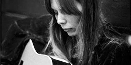 BISTRO NIGHT: The Spirituality of Joni Mitchell
