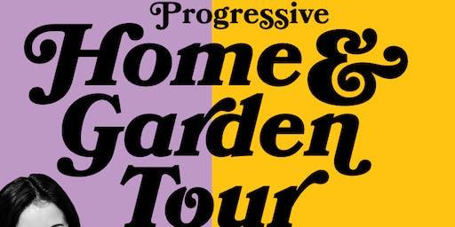 Progressive Home & Garden Tour Nichelle Jensen Campaign fundraiser
