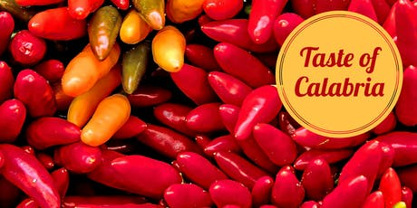 Taste of Calabria tickets