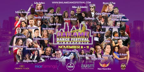 Bailame Dance Festival tickets