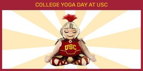 College Yoga Day At USC tickets