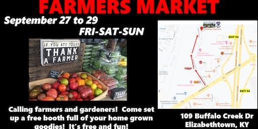 Farmers Market at I-65 Vendor Mall