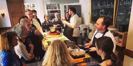 Italian Soup Making Class tickets
