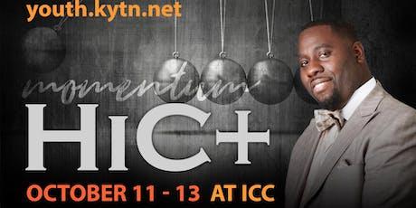 Hi-C+ (Momentum) tickets