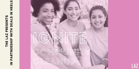 Ignite  Community Clean-Up tickets
