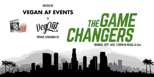 The Game Changers: Private Screening