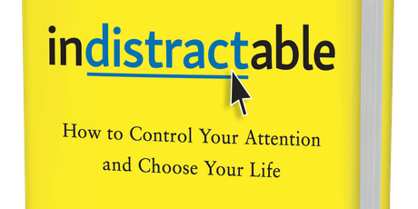 Umbrex Presents Nir Eyal: How to Make Your Workplace Indistractable tickets