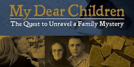 My Dear Children tickets
