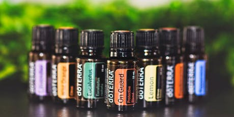 Free Workshop Essential oils - An introduction to  tickets