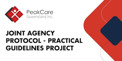Joint Agency Protocol – Practical Guidelines Project - Logan (Workshop 2)