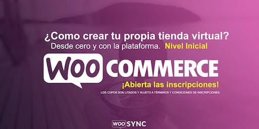 Como crear una tienda virtual con Woocommerce