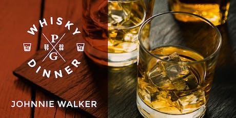 Pelican Grill x Johnnie Walker Scotch Dinner tickets