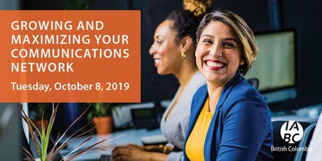 Growing and Maximizing your Communications Network tickets