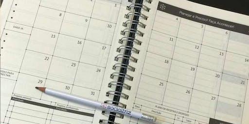 SOCIALTRIZ: Curso de Produtividade utilizando a AgendaTriz
