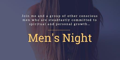 Men's Night: Relating to the Feminine