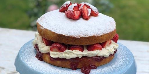 BAKED REVIVAL - Layered Sponge Cake
