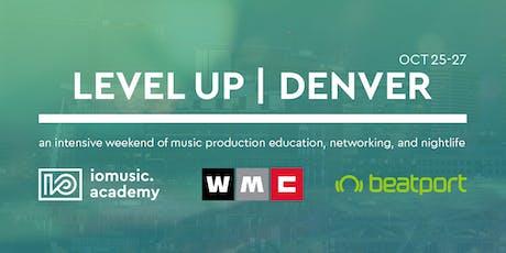 Level Up | Denver tickets