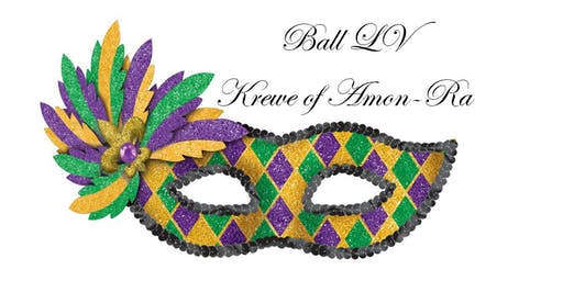 Ball LV by Krewe of Amon-Ra