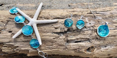 10/21 Seascape Jewelry Workshop@The Loft (North Andover) tickets