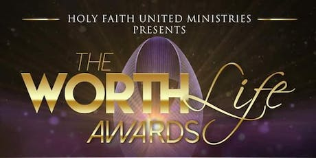 3rd Annual Worth Life Awards  tickets
