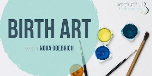 Birth Art with Nora Doebrich