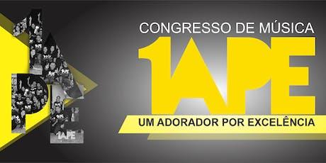 Congresso Um Adorador Por Excelência - Boa Vista RR ingressos