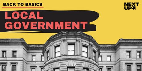 Back to Basics: Local Government tickets