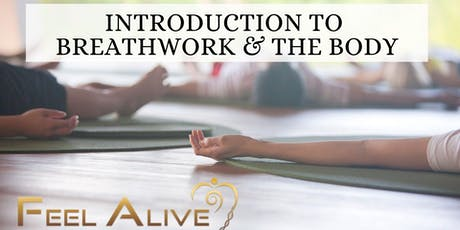 Introduction To Breathwork & The Body tickets