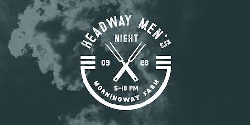 Headway Mens Night